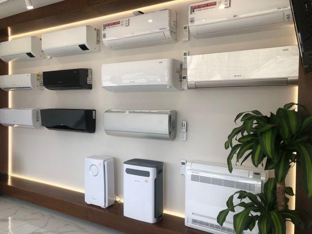 Klimatyzacja- sprzedaż-montaż-serwis