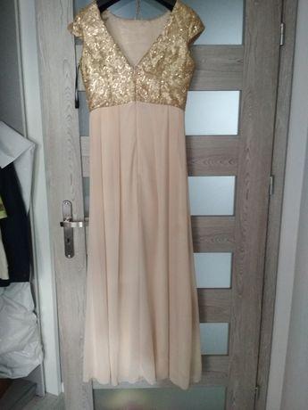 Sukienka długa wesele asos
