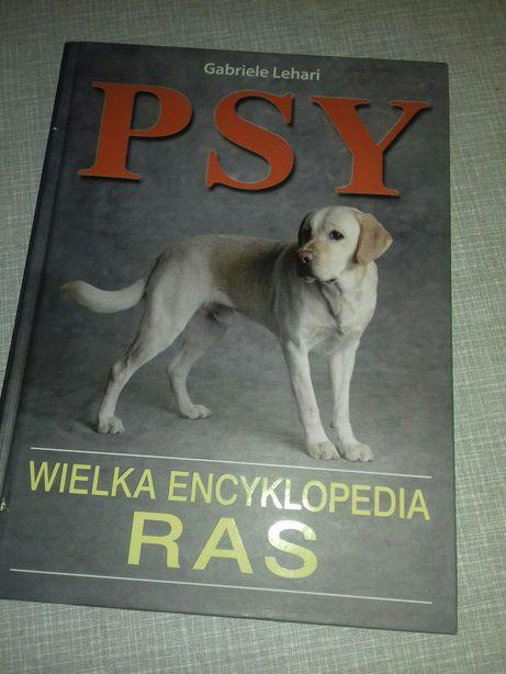Książka. Psy  - Wielka encyklopedia ras