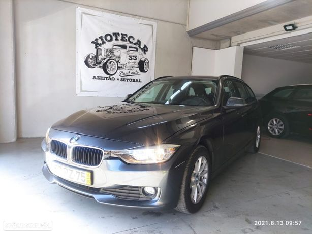 BMW 320 d Touring Line Sport