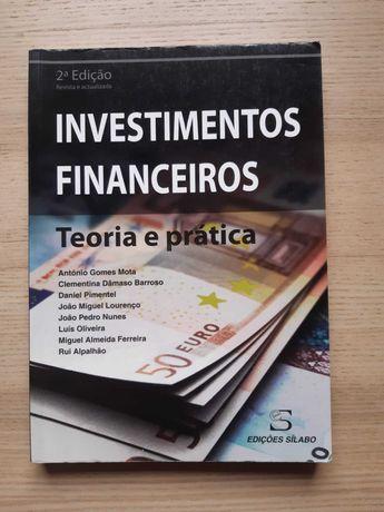 Investimentos Financeiros - Teoria e prática (2.ª edição)