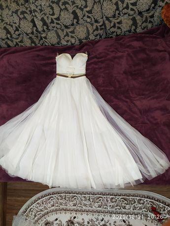 Выпускное вечерние платье, наряд