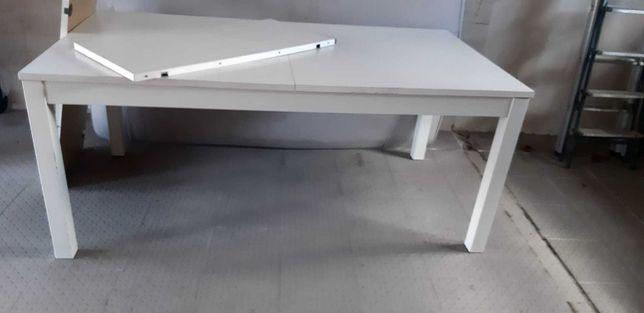 Mesa extensível branca IKEA