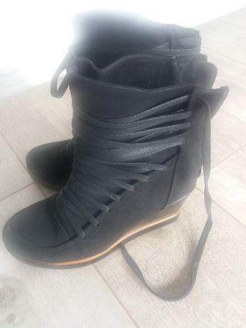 Sprzedam buty jesienno  zimowe damskie