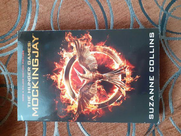 Igrzyska Śmierci po angielsku The Hunger Games: Mockingjay