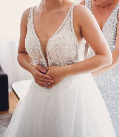 Suknia ślubna Elizabeth Passion r.36