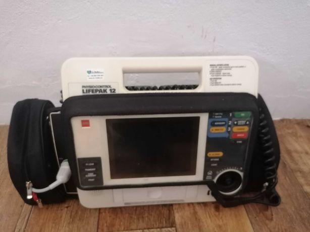 Lifepak 12 defibrylator ambulans karetka