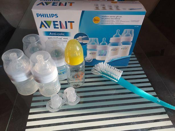 Набор бутылочек Avent anti-colic