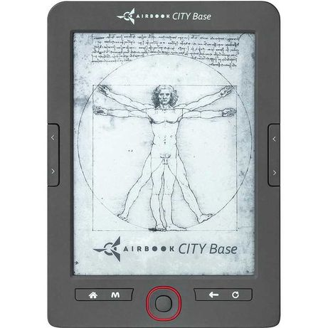 Електронна книга / Электронная книга AIRBOOK CITY BASE
