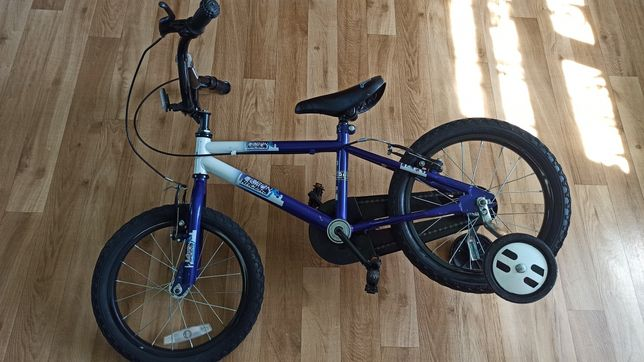 Rower 16 Z Kolkami Bocznymi Bardzo Ladny