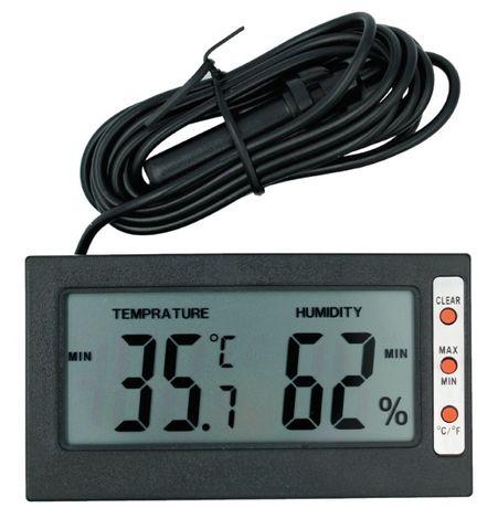 Medidor de humidade e temperatura