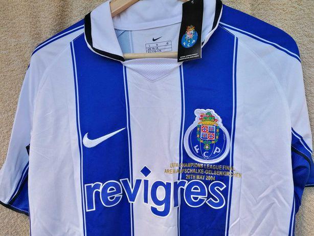 Camisola Deco FC Porto Final Liga Campeões 2004