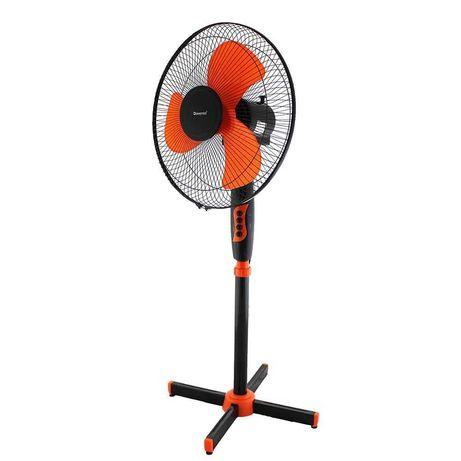 Вентилятор напольный  FS-1619, универсальный, охлождающий