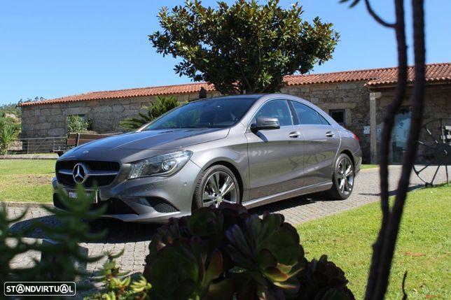 Mercedes-Benz CLA 180 CDi Urban