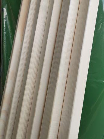 Kątownik drewniany opaska 3x3 4x4 5x5