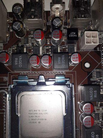 Процессор CPU - Pentium Dual-Core E2180
