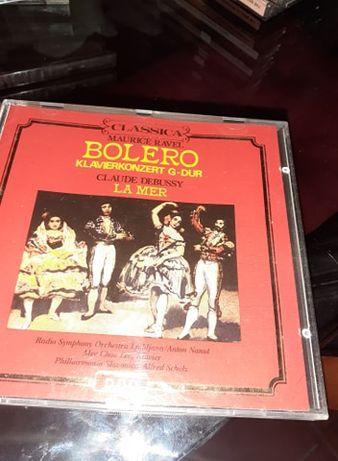 CD «Bolero» e «La mer»