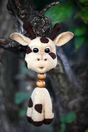 Эко подвеска Жираф