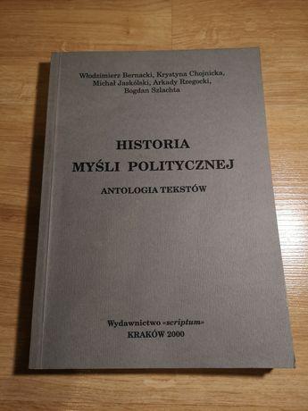Historia myśli politycznej 2000.
