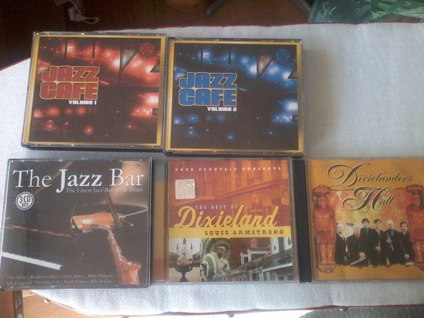 Jazz Cafe, The Jazz Bar, Dixieland Luis Armstrong, Dixieland Hall CD