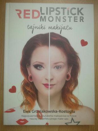 """Tajniki makijażu"" Red Lipstick Monster"