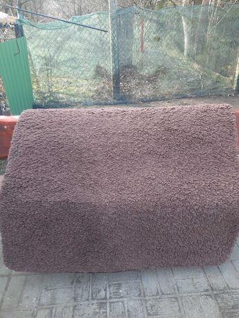 Dywan brązowy 1.8x1.3m