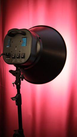Lampa video świetlówki