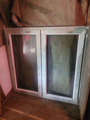 Sprzedam okno nowe 1435 x 1460 Salamander.