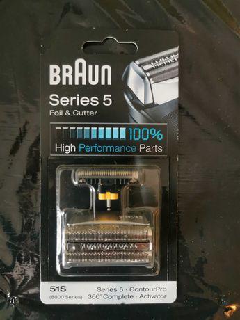 Braun Series 5 Końcówka do golarki.
