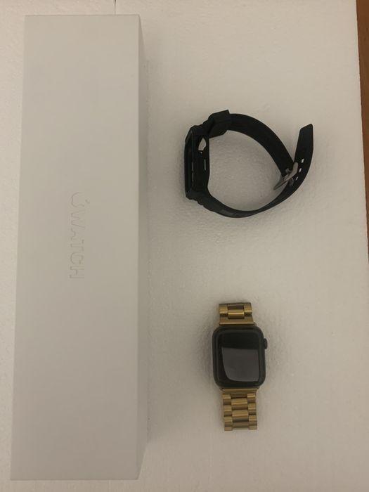 Apple watch 5 cellular + gps + dodatkowa gwarancja Katowice - image 1