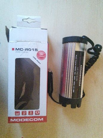 Przetwornica Modecom MC-RO15 150W z portem USB