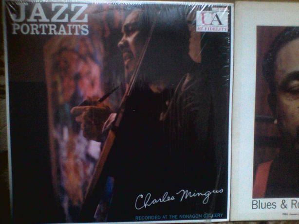 LP JAZZ Charles Mingus пластинка.
