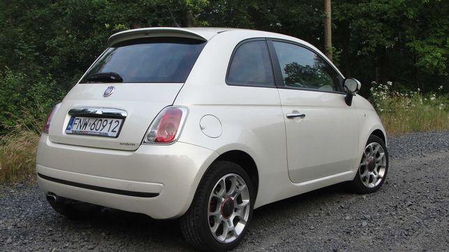 Fiat 500 1,4 16v Sport