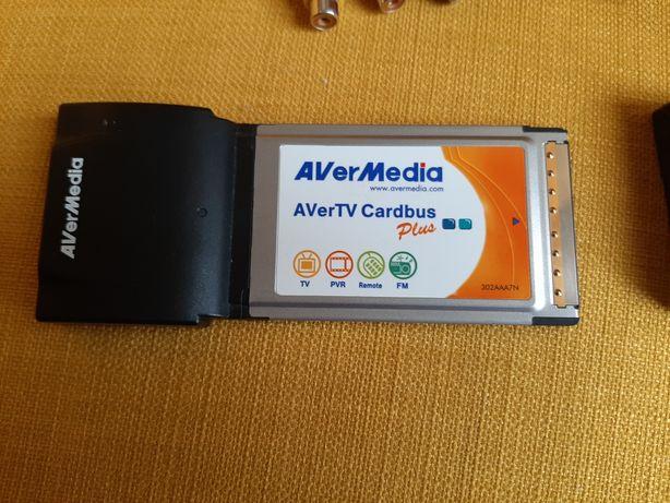 Karta telewizyjna i radiowa do laptopa