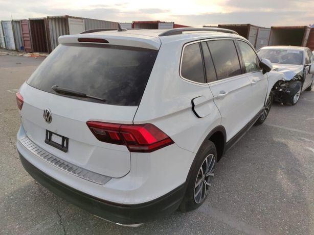 Разборка Volkswagen Tiguan Allspace 2019