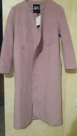 Płaszcz damski Vero Moda xs Różowy