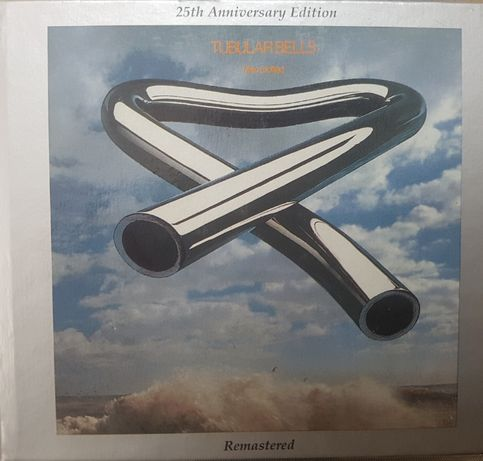 "Mike Oldfield ""Tubular Bells"" cd special gold edition 25st anniversary"