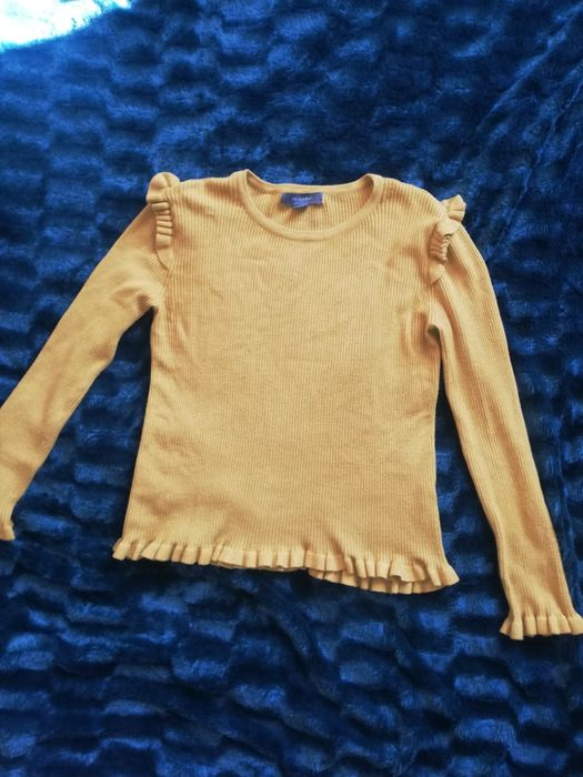 Musztardowy sweter Primark Białogard - image 1