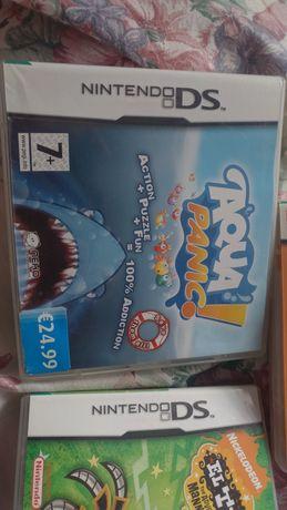 Gra Nintendo DS Aqua Panic