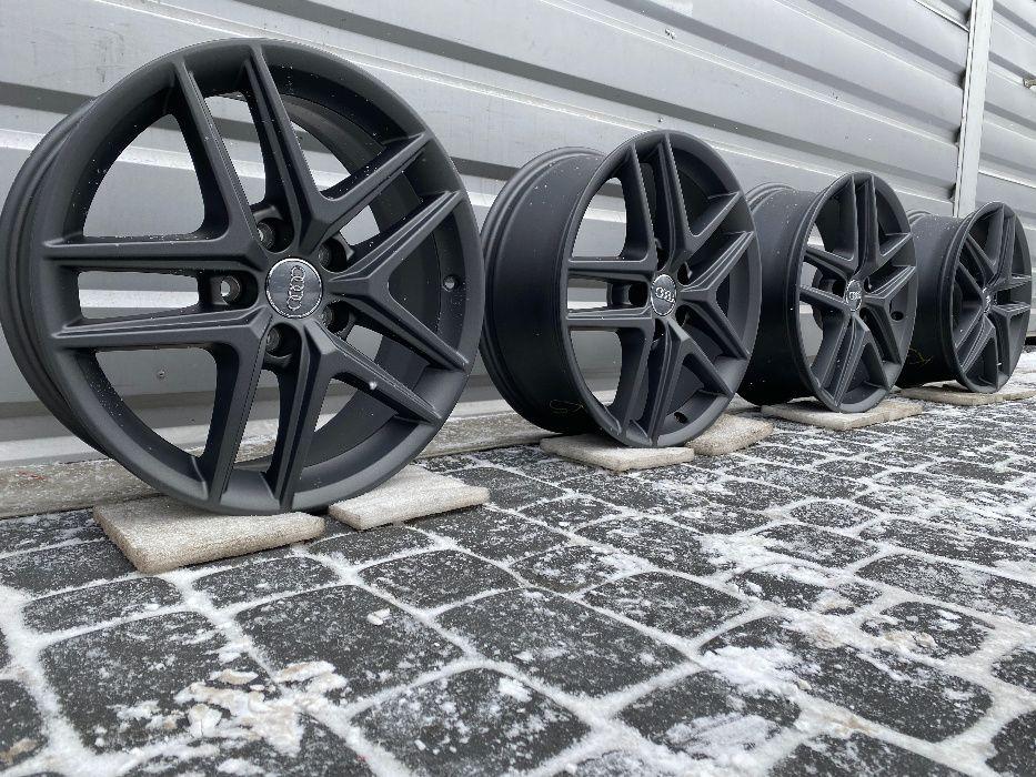 "Oryginalne Felgi Audi 17"" A4 A5 A6 A8 Q3 Q5"