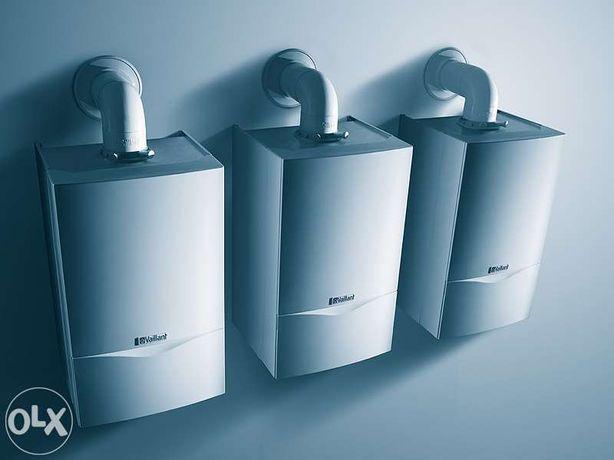 Ремонт газовых котлов, колонок, плит, водонагревателей, кондиционеров