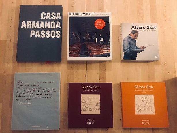 Livros Arquitectura - Vários