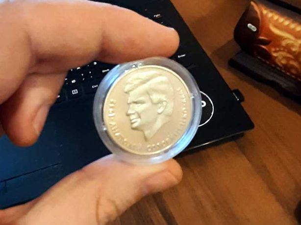 Монета Анатолій Солов`яненко 2 грн.