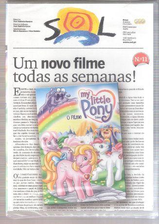Filme DVD O Filme My Litle Pony