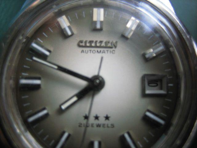 Zegarek damski CITIZEN -automatic -prod.Japan Prószków - image 1