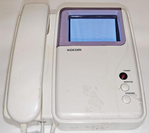 Видеодомофон KOCOM KVM-604 комплект