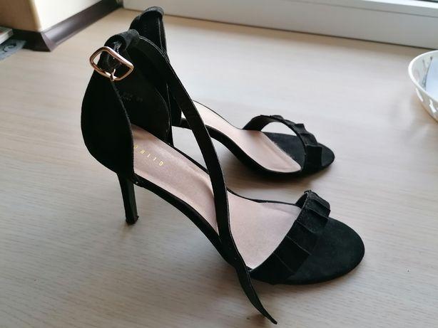 Sandały, szpilki mohito r. 39