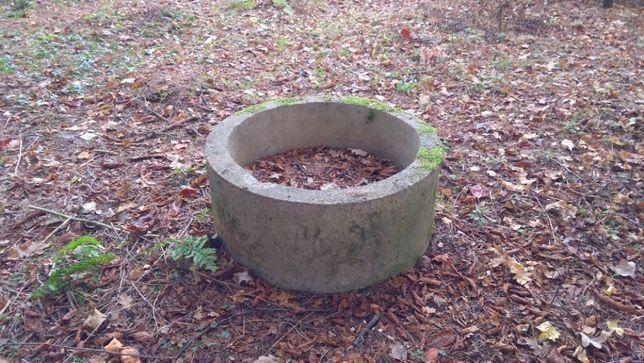 Krąg betonowy sztuk 2 (Rezerwacja )