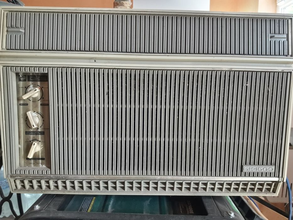 Продам оконный бытовой кондиционер БК-1500 Красноград - изображение 1