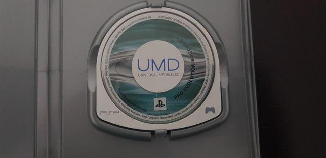 Jogo para PSP Pro Evolution Soccer